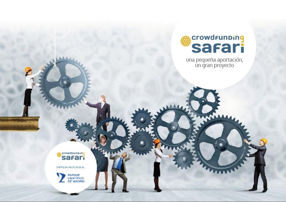 Safari Crowdfunding: Reeducar al emprendimiento a través del Crowdfunding