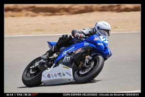 Moto Competición.