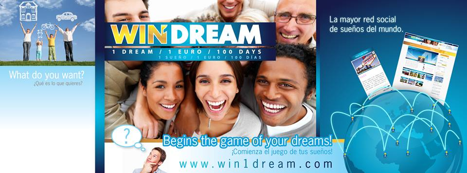 Win 1 Dream. Plataforma de Crowdfunding