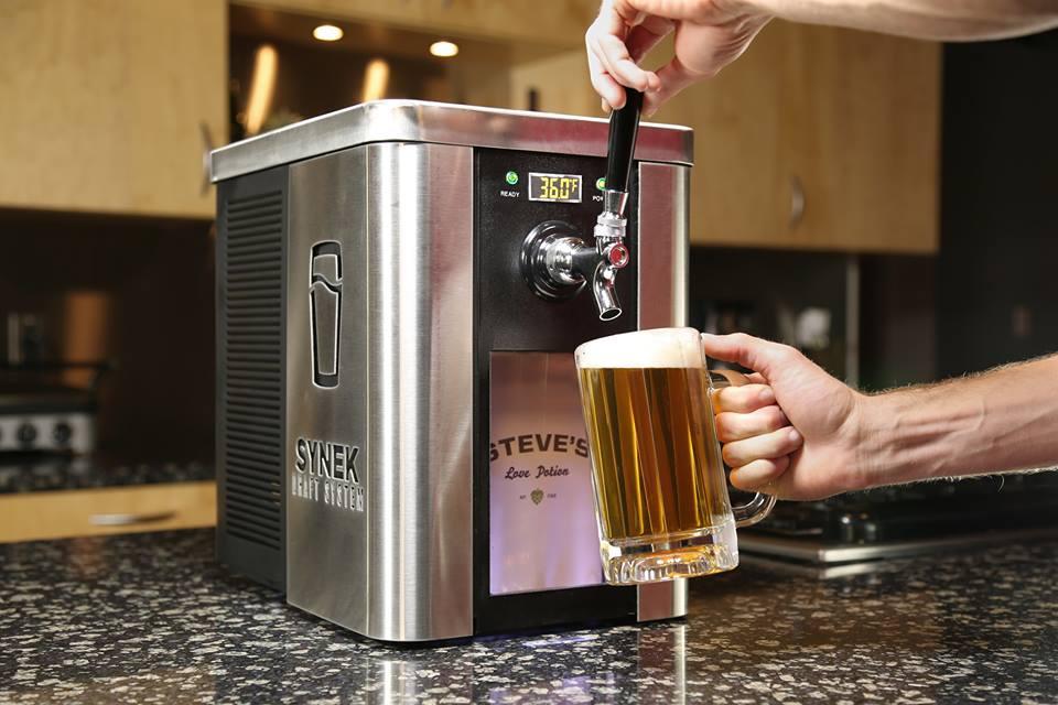 Synek, Disfruta de tu Cerveza Favorita en cualquier Lugar