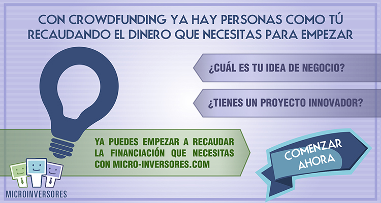 MIcroinversores. Plataforma de Crowdfunding