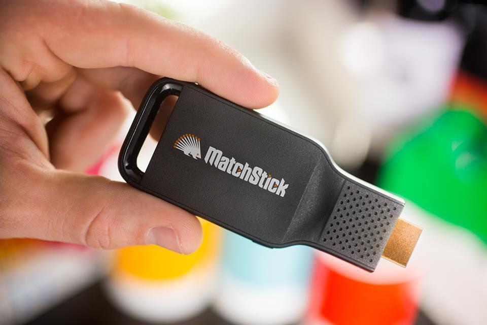 MatchStick,¿Te imaginas ver en la TV cualquier aplicación de tu dispositivo Móvil?