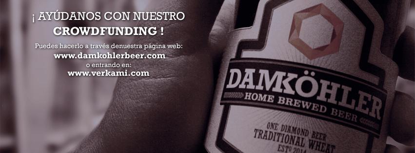 Damköhler, Descubre la Cerveza Artesanal de la Nueva Era.