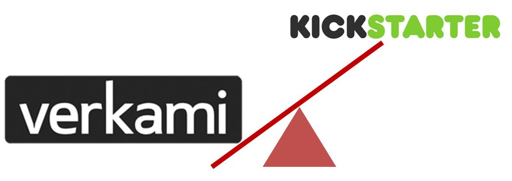 Tu Crowdfunding en Verkami Tiene Más Posibilidades de Tener Éxito que en Kickstarter