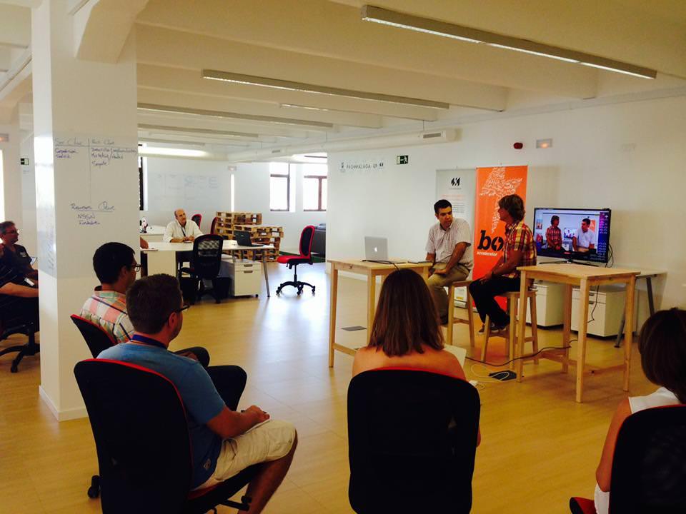 Acelera tu Startup a través de Bolt en Málaga