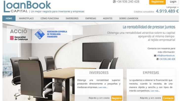 Loanbook Impulsa la Rentabilidad del Crowdlending en España