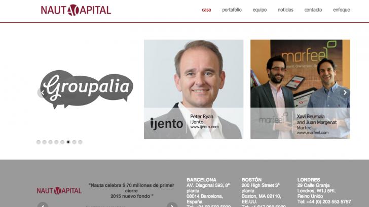 Nauta Capital Apuesta por Inversiones en las TIC