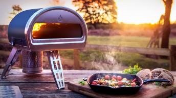 Roccbox, Auténtico Horno de Leña para Pizza Éxito en Indiegogo