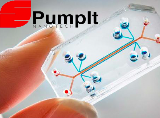 Pump It, Invierte en la Microfluídica con Capital Cell