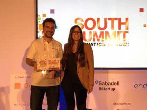 Aplazame Ganadora Fintech en South Summit 2016
