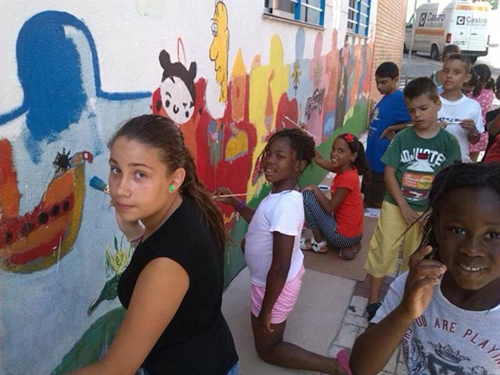 Futura-e: Crowdfunding para niños