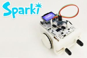 Robot Sparky