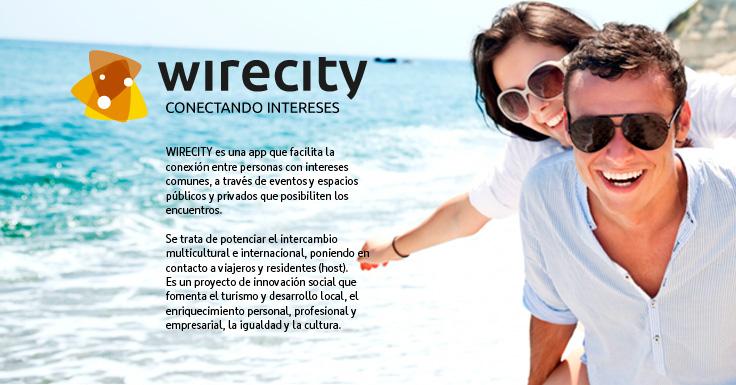 Wirecity, conecta personas y profesionales. Crowdfunding Social.
