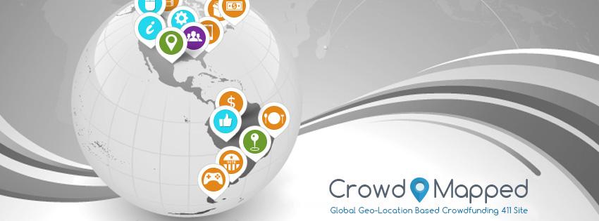 Crowdmapped.com, una Herramienta Clave para el Crowdfunding.