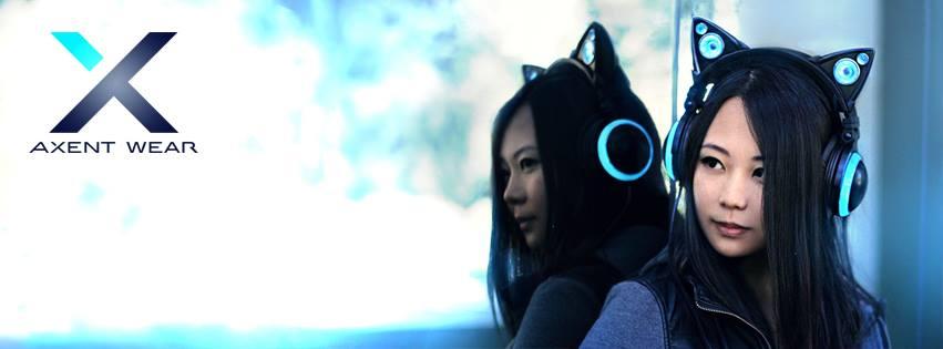 Axent Wear Cat, Los auriculares más fashion