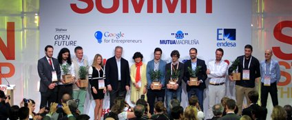 The South Summit 2014