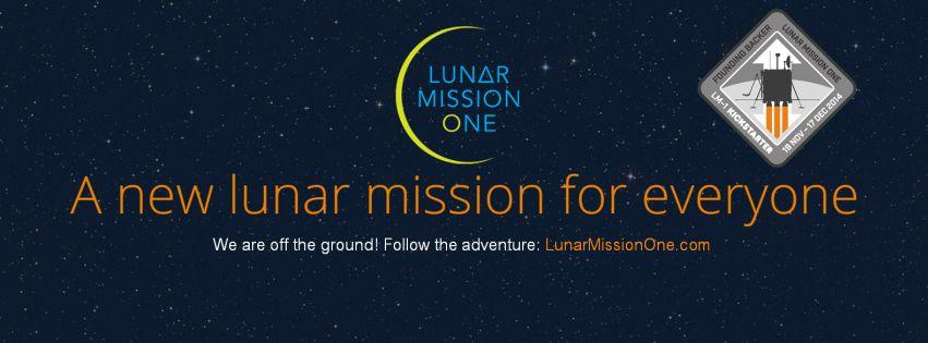 Lunar Mission One. ¿Quieres participar en la próxima Misión a la luna?