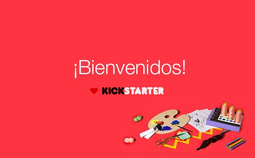Kickstarter y su Inminente Llegada a España el 2 de Junio