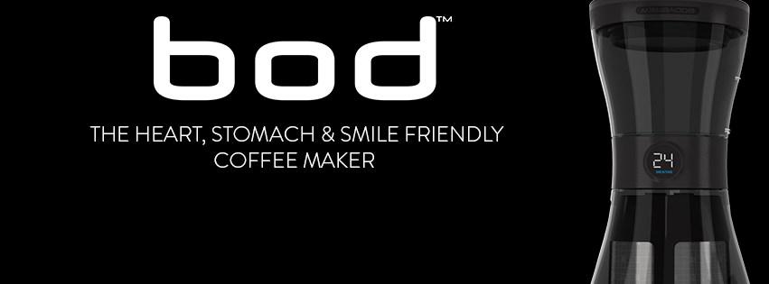BOD: El Sistema de Preparación de Café Frío Saludable de Última Generación