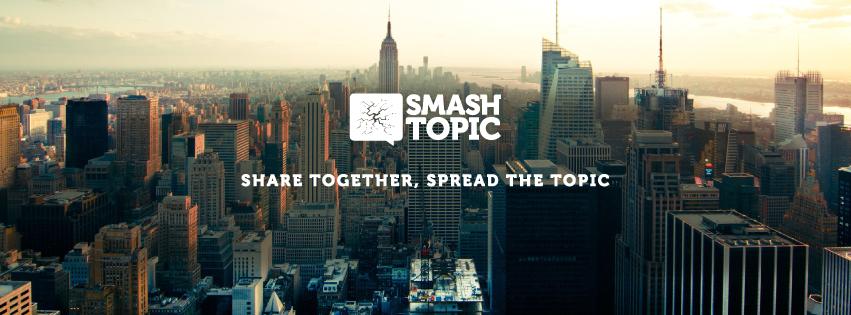 Smash Topic, la Primera Plataforma de Crowdspeaking del Mundo.