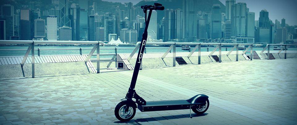 VOMO, Un Nuevo Vehículo Eléctrico ha Llegado a tu Ciudad Gracias al Crowdfunding