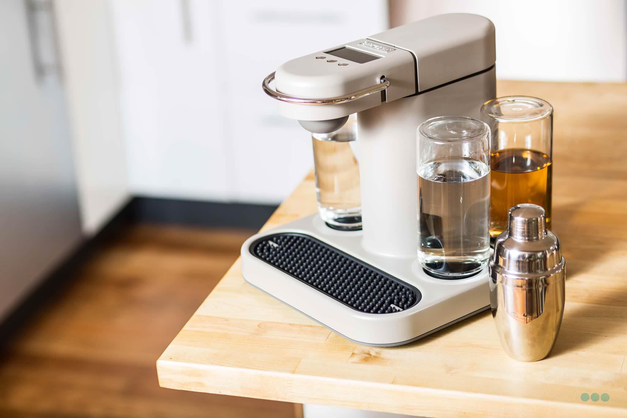 Preparar un Refrescante Cocktail ya es Posible con Bartesian y Kickstarter