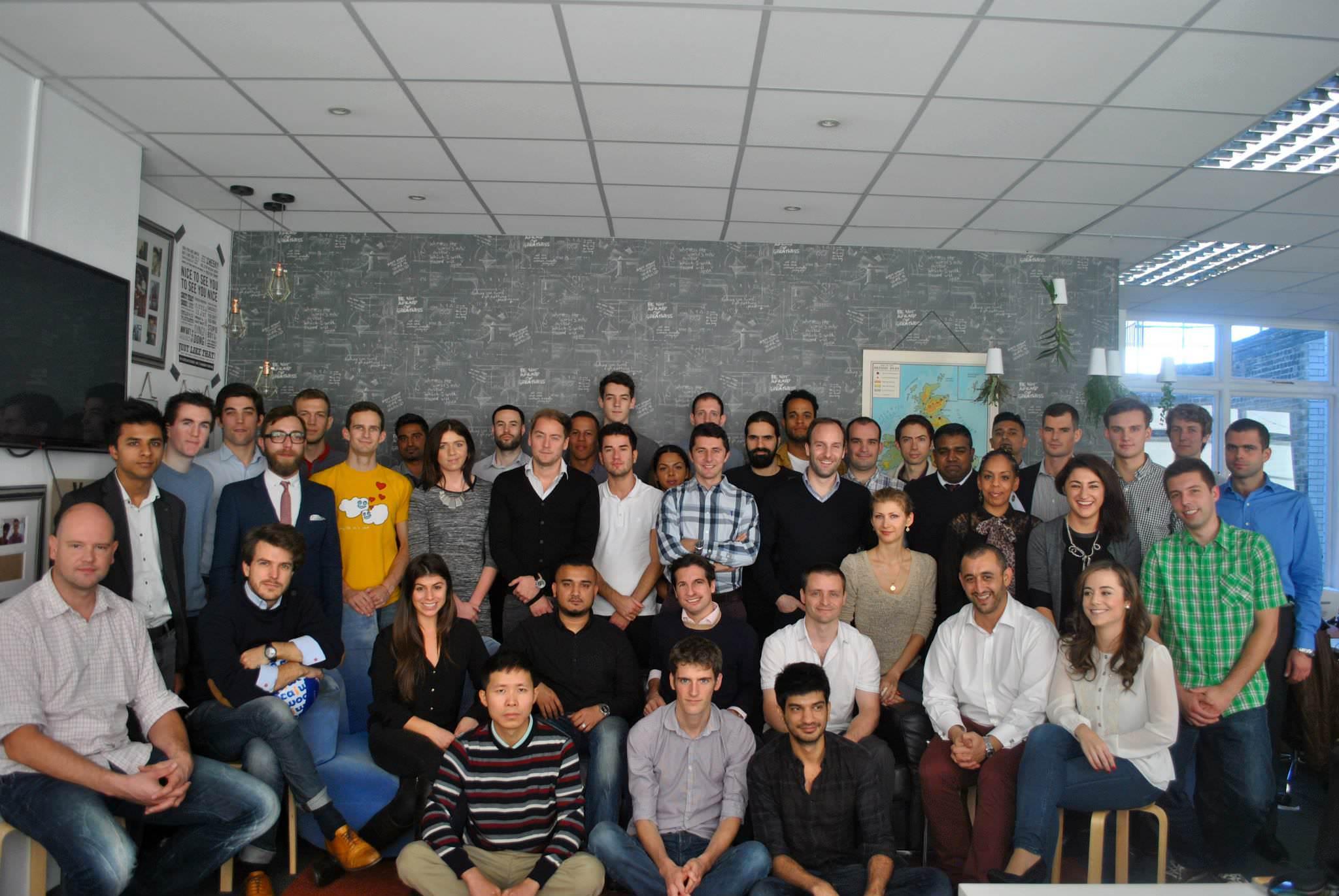 iwoca, la Startup Fintech, Levanta 20 millones de Dólares en Capital