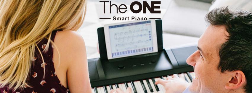 ¿Te Gustaría Aprender a Tocar el Piano sin tener que Pasar por Largas e Interminables Clases? The One Smart Piano es tu mejor Opción