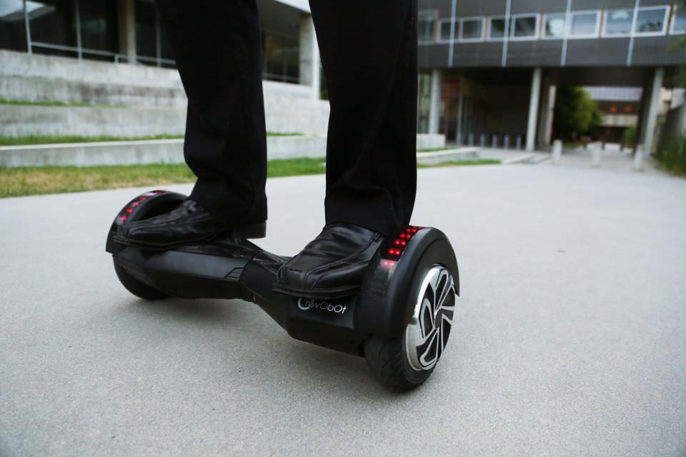 Revobot, un Sistema de Transporte Personal Innovador y Accesible en Indiegogo