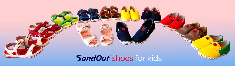Zapatos SandOut una Solución para Conseguir que la Arena no nos Moleste, en Kickstarter