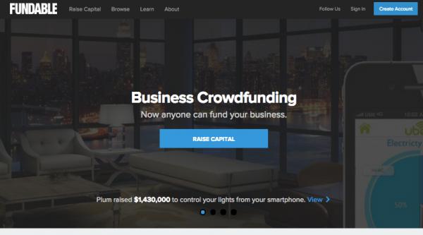 Fundable del Crowdfunding al Equity Crowdfunding sin Cobrar a Éxito