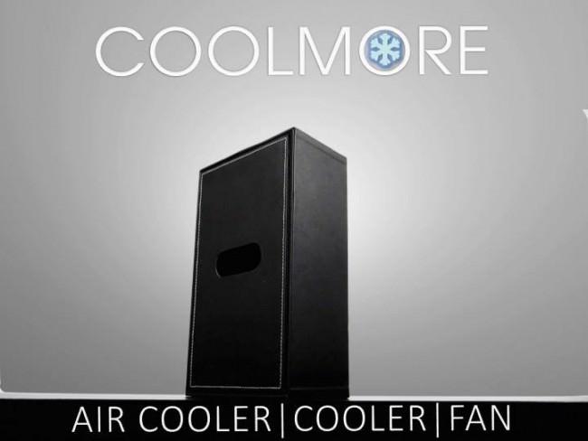 CoolMore, Un Aire Acondicionado por Menos de 50 $ en Kickstarter