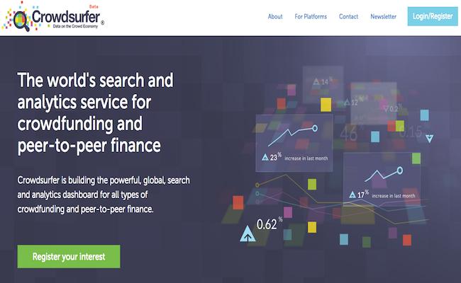 Crowdsurfer, una Herramienta de Análisis Imprescindible en el Sector Crowdfunding
