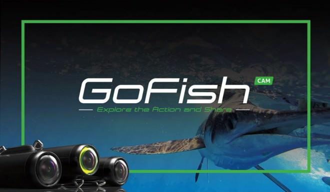 GoFish Cam o Cómo sería la Experiencia de Pescar en Primera Persona