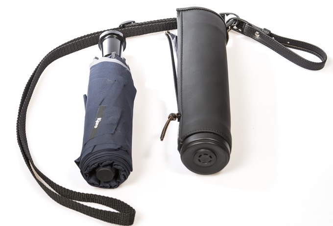 KJARO un Paraguas de Diseño Italiano Innovador e Inteligente en Kickstarter