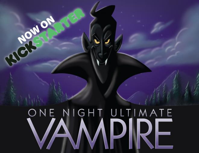 Unos Colmillos de Vampiros de Más de 270.000 $ en Kickstarter con Bezier Games