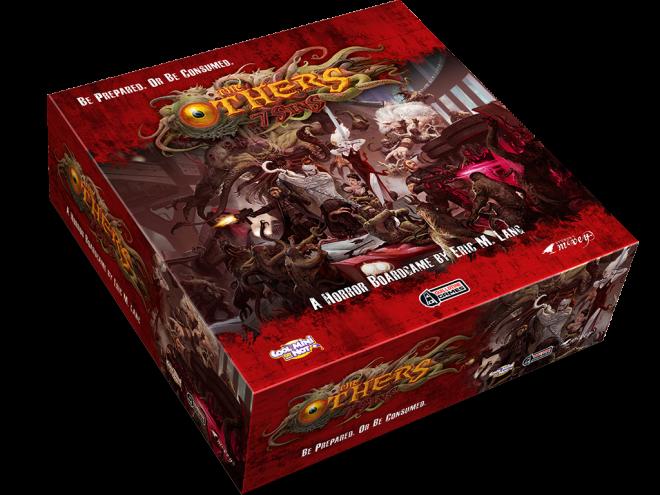 The Others, Un Juego De Mesa Que Recauda Más De 300.000 $ En Kickstarter