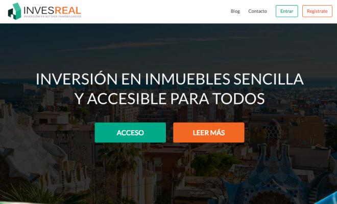 InvesReal Apuesta por la Coinversión Inmobiliaria en Nuestro País
