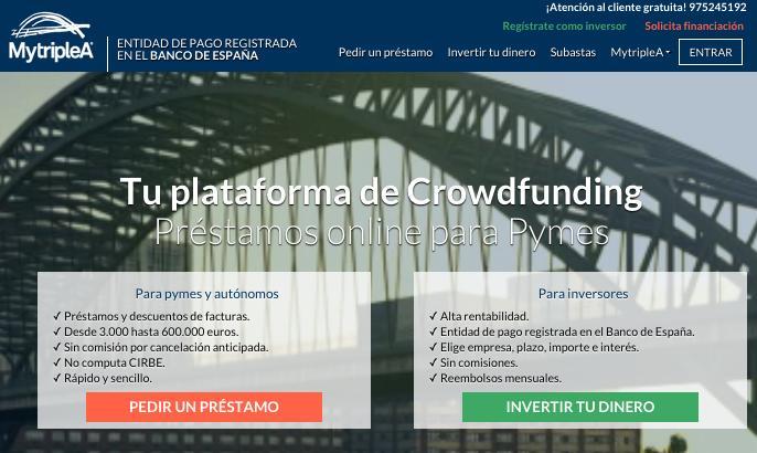 MytripleA y CreA SGR Colaboran Financiando la Producción Audiovisual