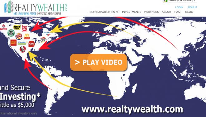 Realty Wealth Plataforma de Crowdfunding Inmobiliario