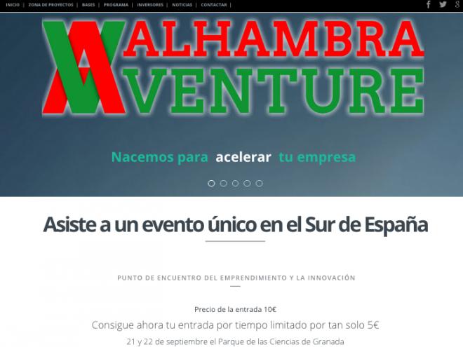 Alhambra Venture, No Te Pierdas Este Evento En El Sur De España