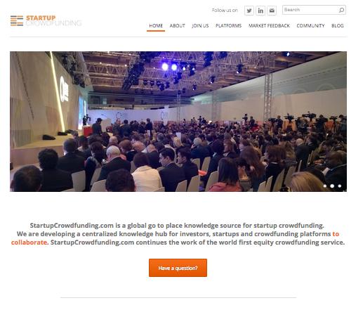 El Grupo Grow VC Fortalece su Foco en las Finanzas Digitales y Saca a Subasta Startupcrowdfunding.com