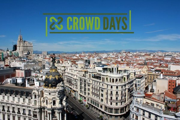 Dentro de una Semana se Celebra Crowddays el Mayor Evento de Crowdfunding en España, ¿Nos Vemos Allí?