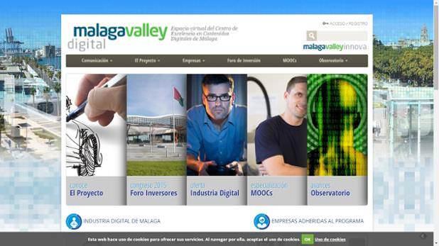 Foro de Inversores del Congreso en Contenidos Digitales y Economía Digital en Málaga