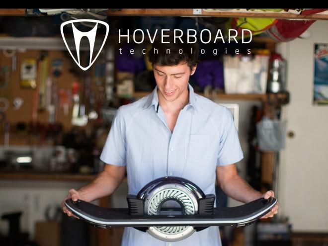 Hoverboard, un Nuevo Concepto de Vehículo Eléctrico Personal Busca Financiación en Kickstarter