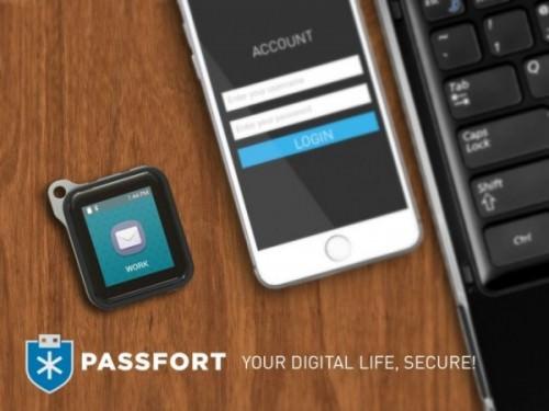 Claves Seguras y Siempre Accesibles con Passfort en Kickstarter