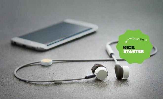 Más de 550.000 $ para Pugz unos Auriculares Inalámbricos Muy Pequeños Éxito en Kickstarter