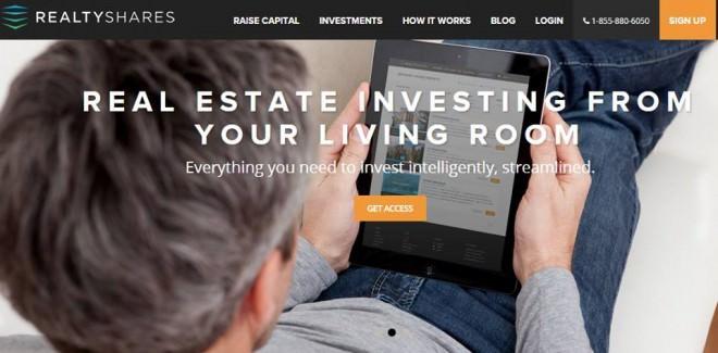 RealtyShares Plataforma de Crowdfunding Inmobiliario Centra su Inversión en Mercados Específicos de EE.UU.