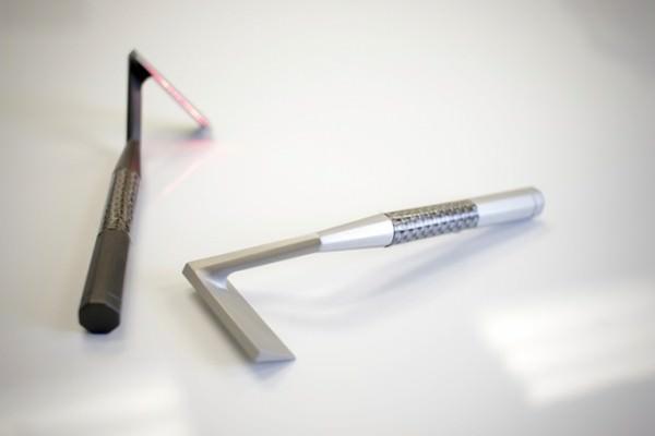 Skarp, la Maquinilla de Afeitado con Tecnología Láser Supera 1,5 Millones de Dólares en Kickstarter