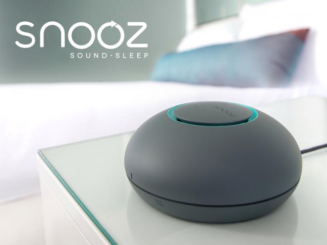 Noches de Sueño Profundo con Snooz y Kickstarter